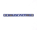 Wrist Strap (Blue)-Music Notes