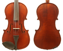 Gliga II Viola Outfit Aged Antique with Tonica - 16in