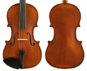 Gliga II Viola Outfit Antique with Tonica - 16.5in