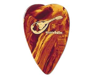 Mandolin Picks-Celluloid .75 (25)