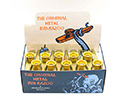 Original Gerenration Metal Sub Kazoo (Box Of 30)  Gold
