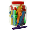 Kazoo-Plastic (Tub of 40) Maxtone